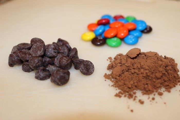 Burnt Macaroni Chocolate cookies 013a
