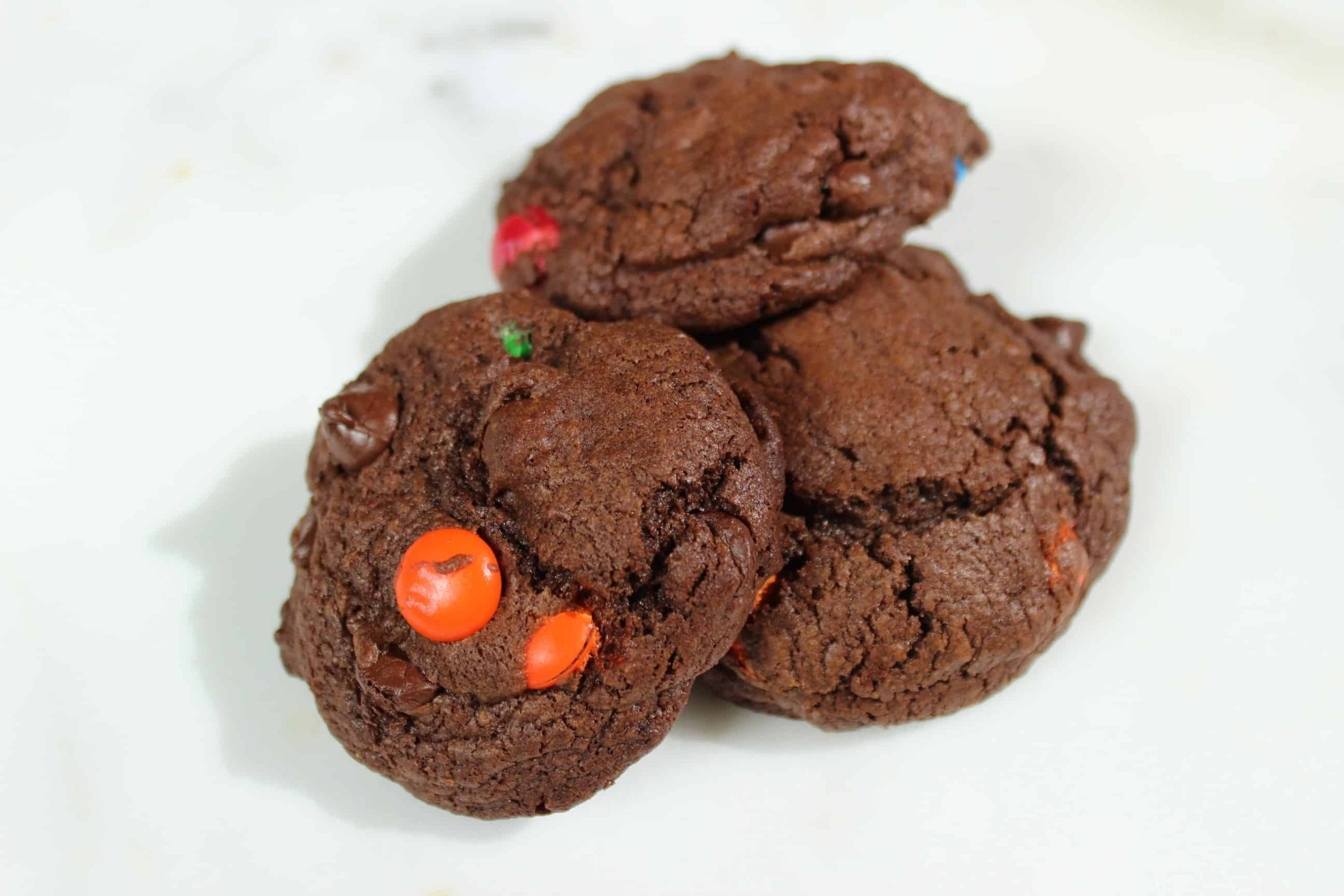 Chocolate Chip Cookies with M&M's!