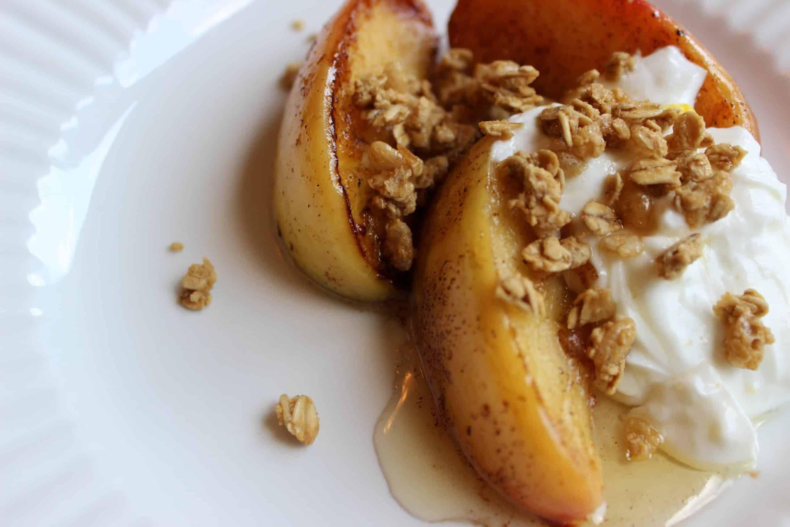 Apple Breakfast Crisp!