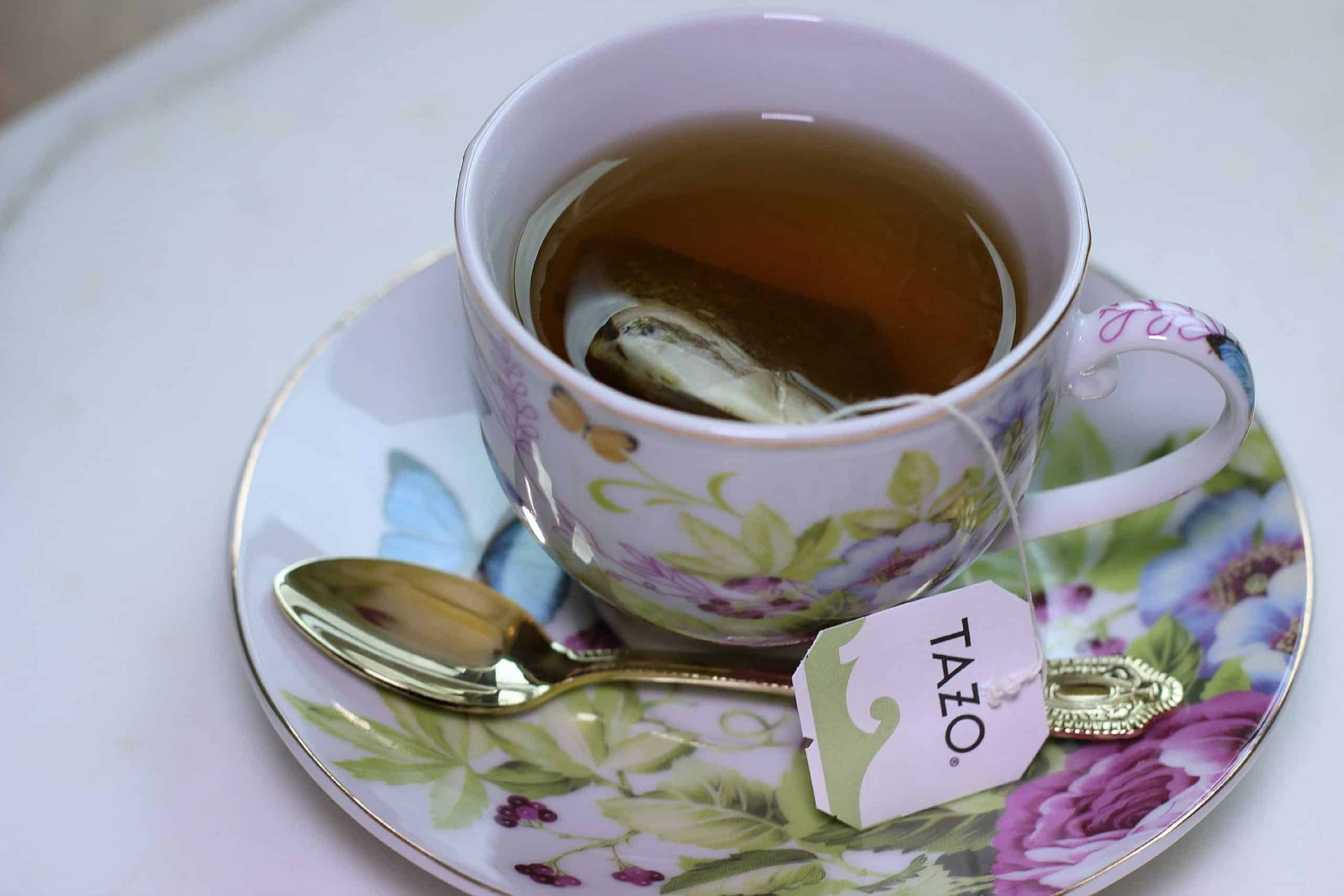 Why You Should Be Drinking Green Tea