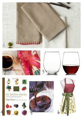 Food Inspired Gift Ideas!