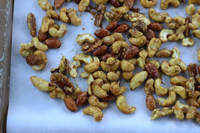 Spicy Nuts 8