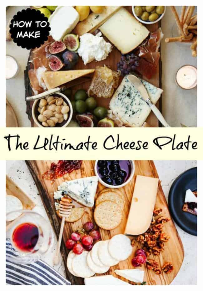 How to Make the Ultimate Cheese Plate