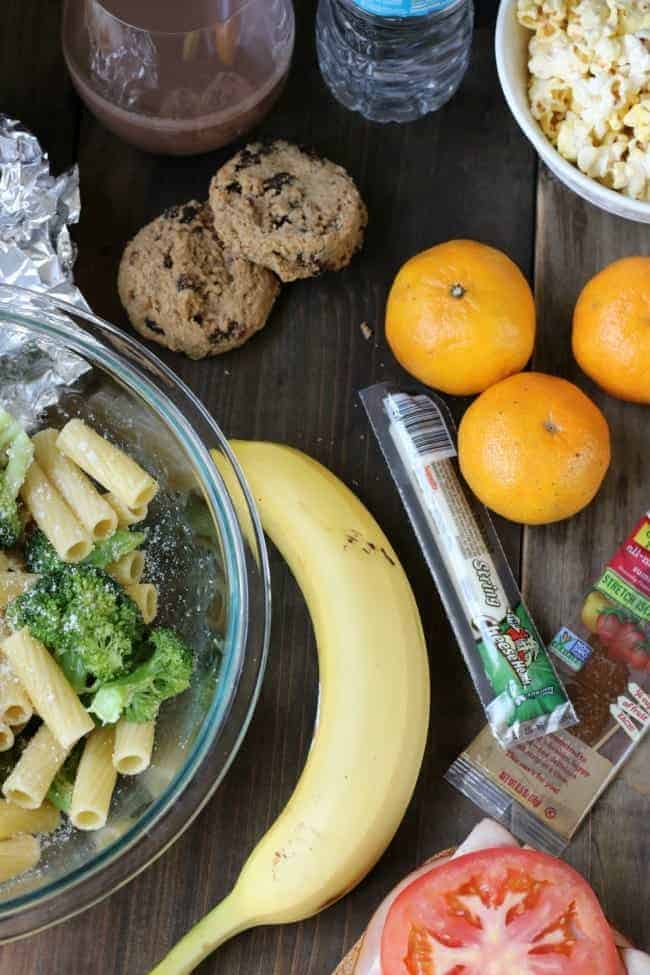 The Perfect Healthy Meals & Snacks for Athletes