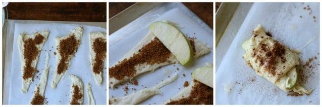apple-pie-rolls-collage