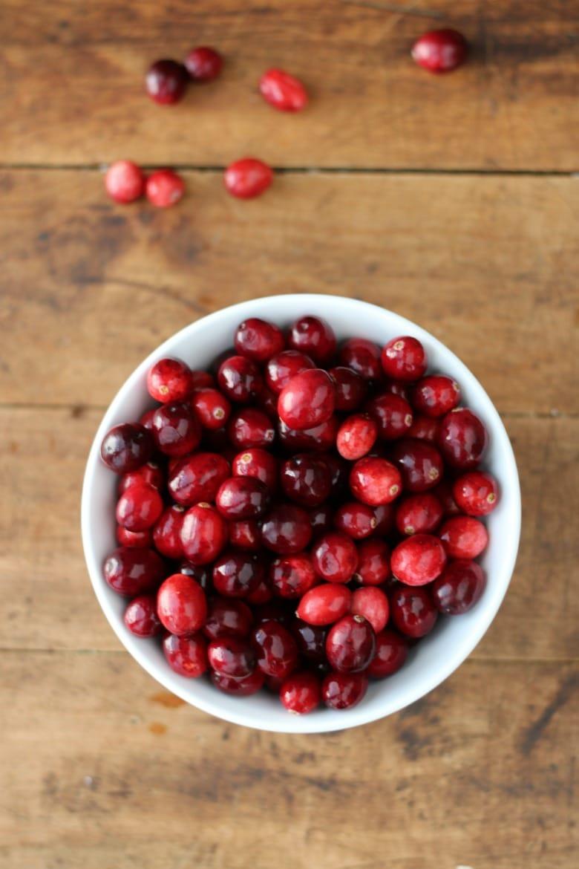 3-Ingredient Cranberry Sauce