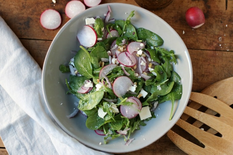 radish-salad-with-feta-cheese