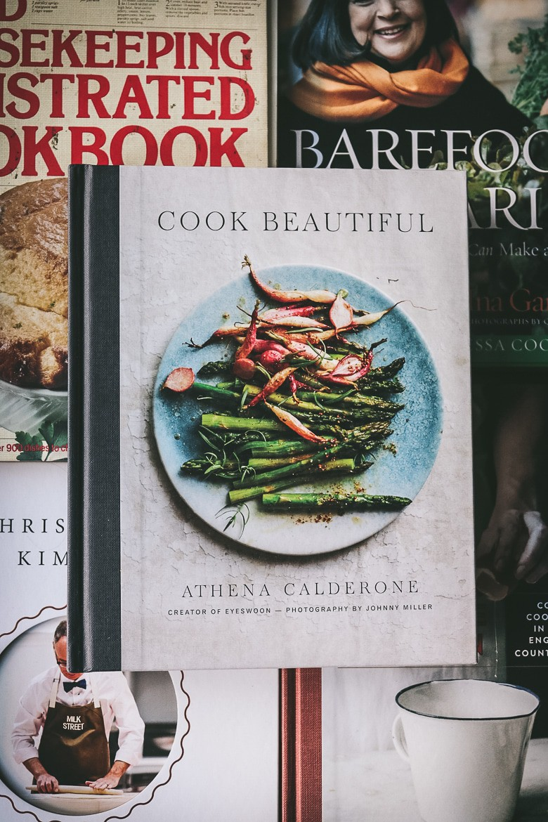 My Favorite Cookbooks Right Now
